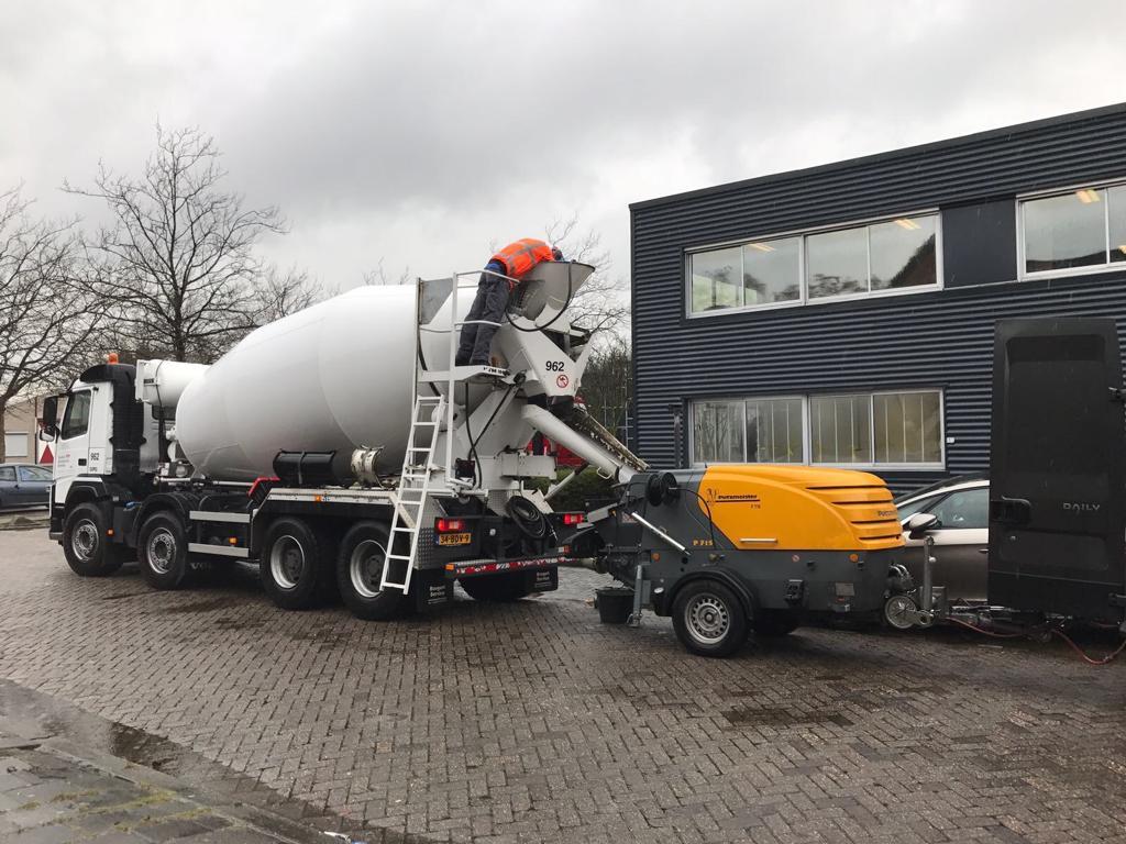 betonpomp
