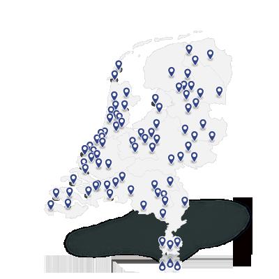 Betoncentrales Nederland